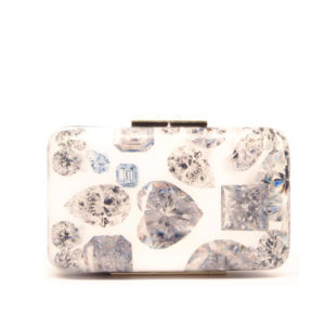 Dimond Clutch by Yazi