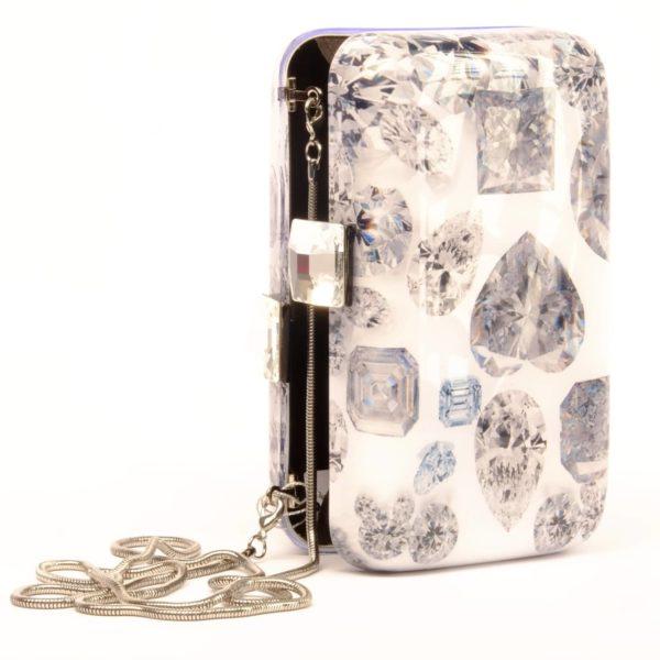 Diamond Clutch by yazi v