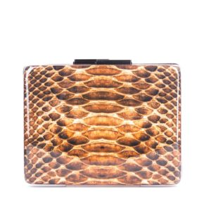 Natural Python clutch