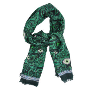 Malachite Scarf by yazi.jpg